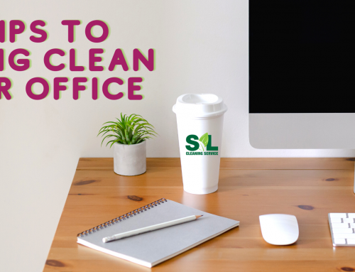 8 Tips to Spring Clean Your Office Area